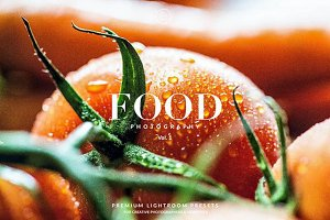 Food Lightroom Presets Vol.1