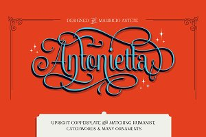 Antonietta - 30% off!