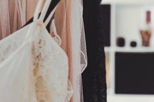 Luxury clothes hanger