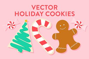 Holiday Cookies and Candy