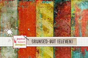 Grunged-Out {eleven}
