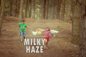 Milky Haze - Lightroom presets