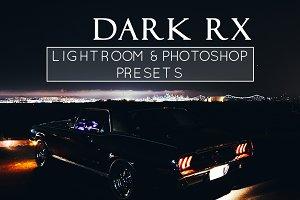5 Night Time Urban Lr & Ps Presets
