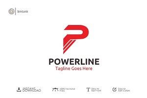 P Company Logo