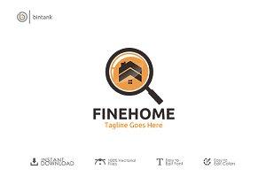 Fine Home Logo
