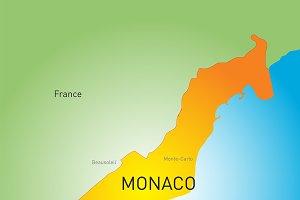 Monako country