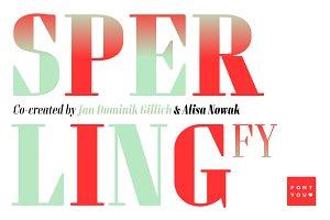Sperling FY Italic