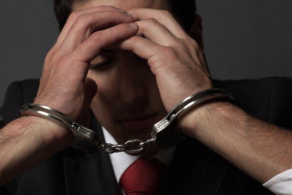 White collar criminal