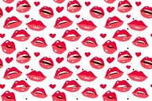 Sexy Lips Set