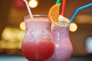 healthy nonalcoholic cocktails