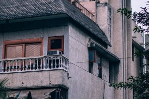 Retro Indian Townhouses