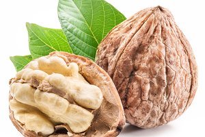 Walnut and walnut kernel