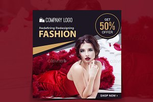 Fashion Sale Instagram Banner