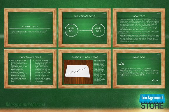 blackboard powerpoint presentation presentation templates