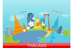 Thai Landmarks