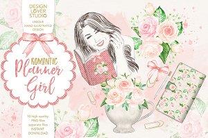 Planner Girl design