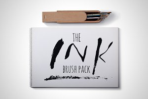 The Ink Brush Pack