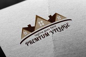 Premium Village Logo