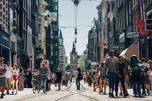 street of the Amsterdam