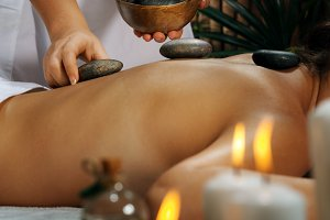 spa and stone