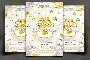 White Christmas Flyer