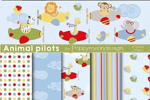 Animal pilots