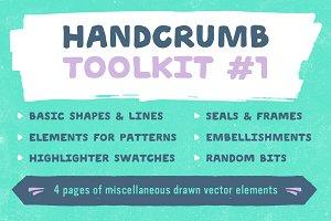 HandCrumb Toolkit #1