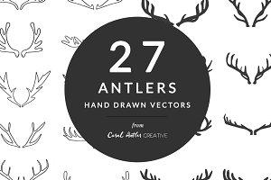 Antlers Pack