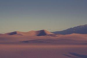 Sand Dunes (Vintage Edition)