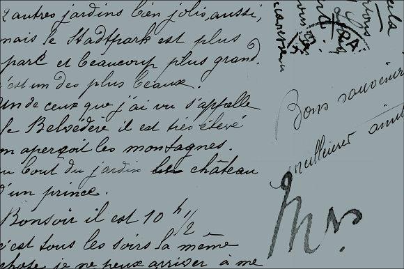 Post Haste | Antique European Script