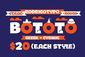 Bototo Family 70%
