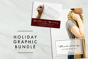 Holiday Graphic Bundle