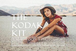 20 Kodak Style Film Lr & Ps Presets