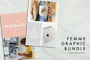 Femme Graphic Bundle
