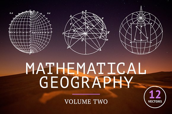 Mathematical Geography Vol. 2 - Objects