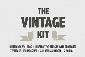 BUNDLE - The Vintage Kit