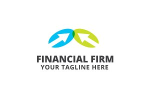 Financial Firm Logo Template