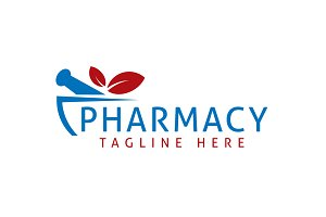Pharmacy logo Template