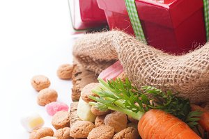 Typical Dutch celebration: Sinterklaas