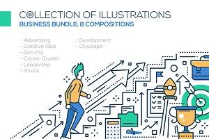 Business - Line Compositions Bundle