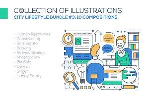 City Lifestyle Compositions Bundle