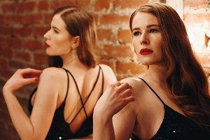 Luxury Woman Portrait