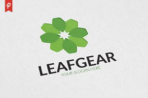 Leaf Gear Logo