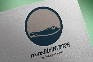 Crocodile Hunter Logo