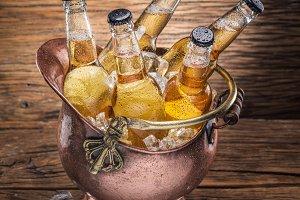 beer in the brazen bucket