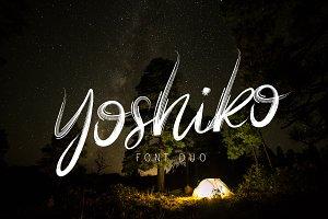 Yoshiko Font Duo