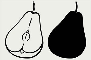 Pears SVG