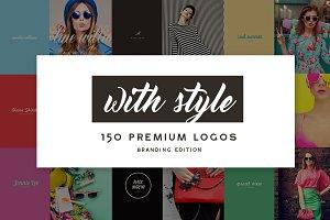 150 Premium Logos - Branding Edition