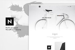 Nuuk - Multi-purpose WP Theme