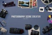 Photography Scene Creator Volume 1